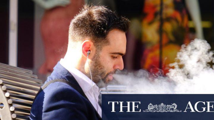 Le Conseil propose une interdiction de fumer et de vapoter dans le quartier central des affaires de Melbourne
