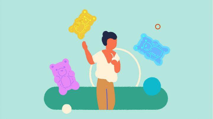 Meilleurs CBD Gummies à essayer (Guide d'achat 2020)