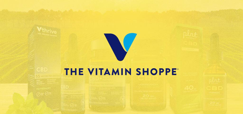 Vitamin Shoppe lance une gamme de CBD utilisant du chanvre cultivé aux États-Unis