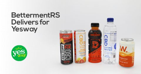 Yesway étend son set de boissons CBD avec quatre nouvelles marques