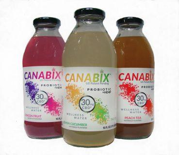 CANABIX lance une boisson bien-être avec CBD et probiotiques