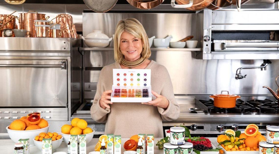 Canopy Growth Corp (CGC), Fronteer Gold (FRG) – Martha Stewart CBD arrive sur les étagères du Vitamin Shoppe, super suppléments
