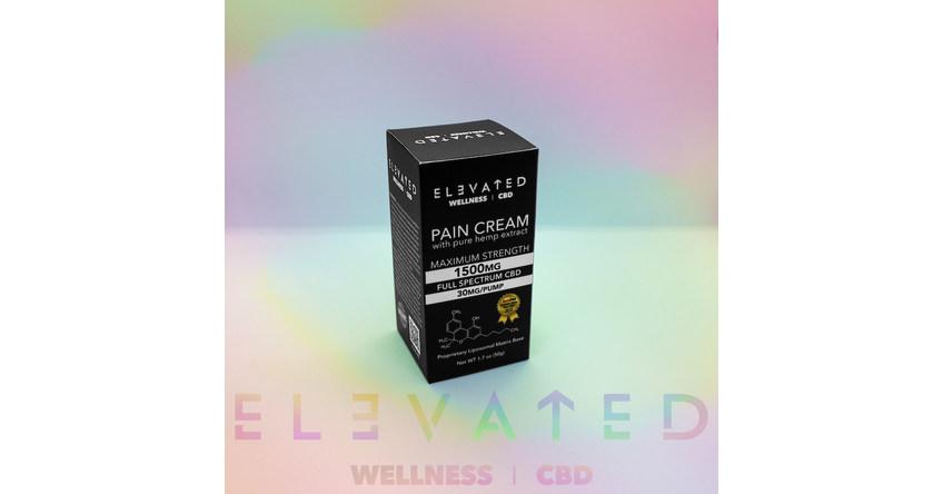 Elevated Wellness lance des crèmes antidouleur au CBD formulées par un pharmacien