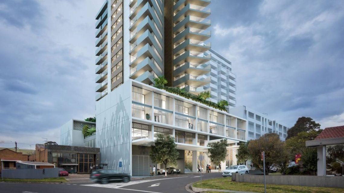 Étages supplémentaires proposés pour une tour résidentielle au bord du CBD de Wollongong |  Mercure d'Illawarra