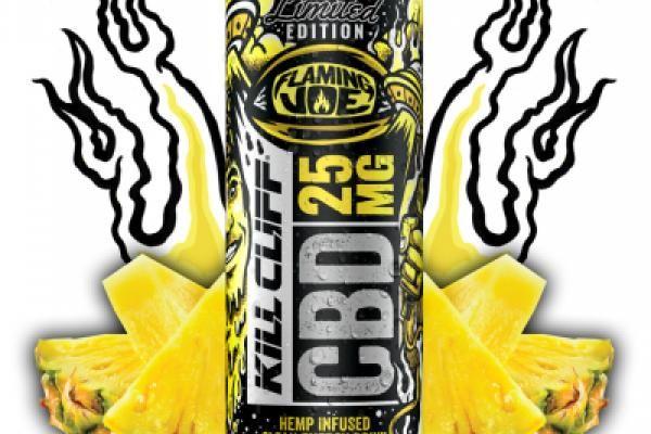 Joe Rogan s'associe à Kill Cliff pour créer une boisson au CBD Flaming Joe