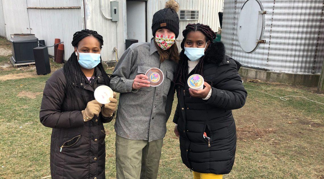 La crème glacée infusée au CBD est arrivée à Chicago grâce aux femmes entrepreneurs – Block Club Chicago