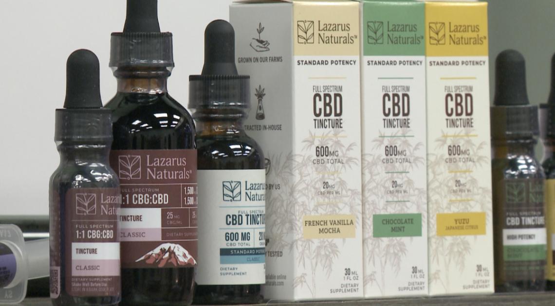 Le propriétaire d'une entreprise de Chesapeake voit un potentiel croissant dans l'industrie du CBD et du cannabis