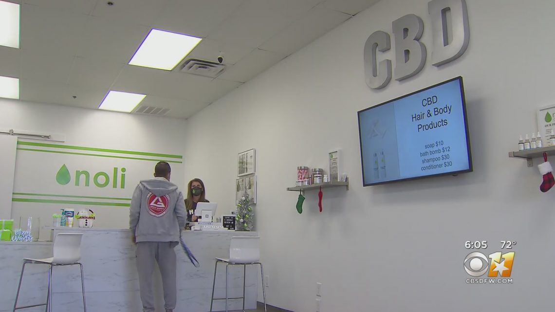 Les affaires de CBD fonctionnent bien pendant la pandémie
