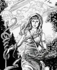 Panakeia, déesse grecque du remède naturel