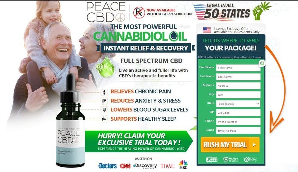 Peace CBD – Bon pour prendre soin de votre corps