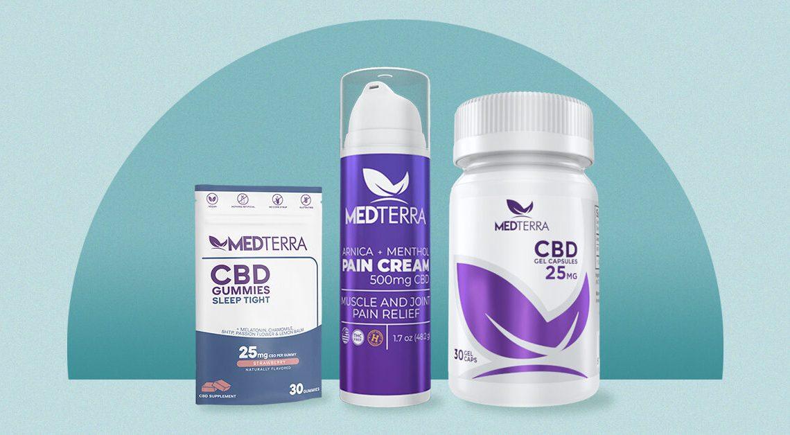Revue du CBD Medterra 2020: avantages, inconvénients, meilleurs produits