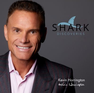 Découvertes de requins - Kevin Harrington
