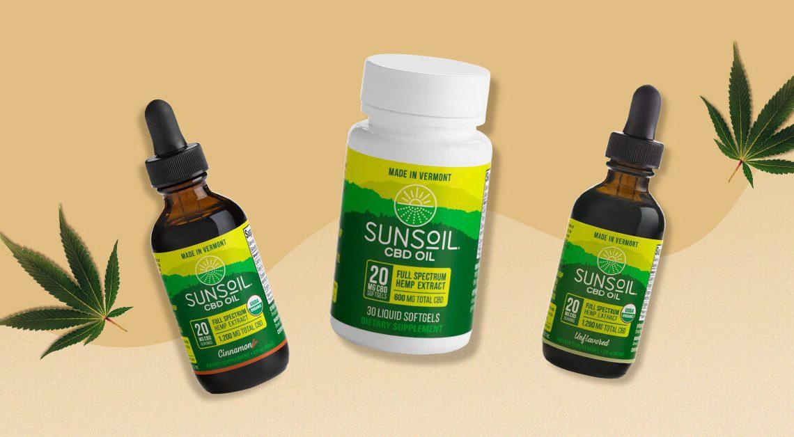 Sunsoil CBD 2021 Review: Avantages, inconvénients, meilleurs produits