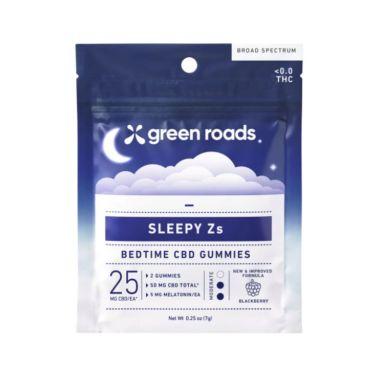 routes vertes, meilleurs gummies CBD pour dormir