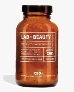 laboratoire à la beauté, meilleures bombes de bain CBD