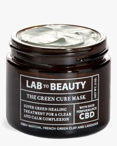 laboratoire à la beauté, meilleurs masques faciaux au CBD