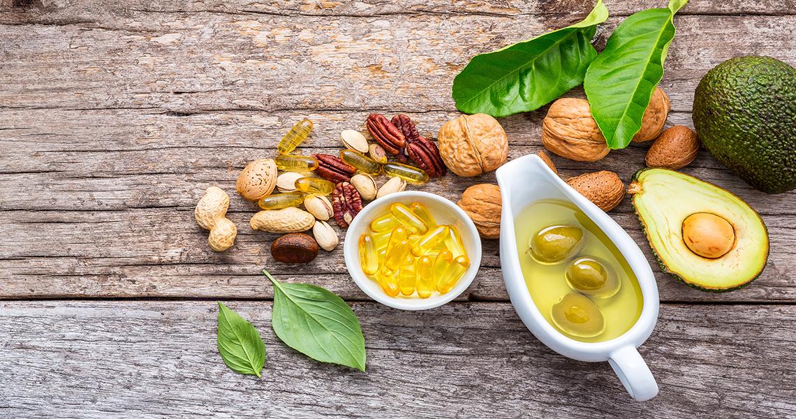 Acides gras essentiels et système endocannabinoïde