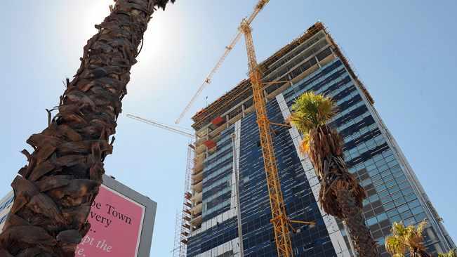 Boom à Cape Town CBD attendu avec des développements prévus