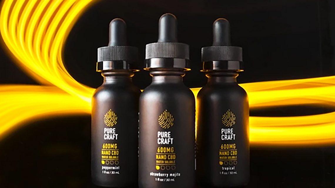 Cannabis Mogul lance Pure Craft CBD