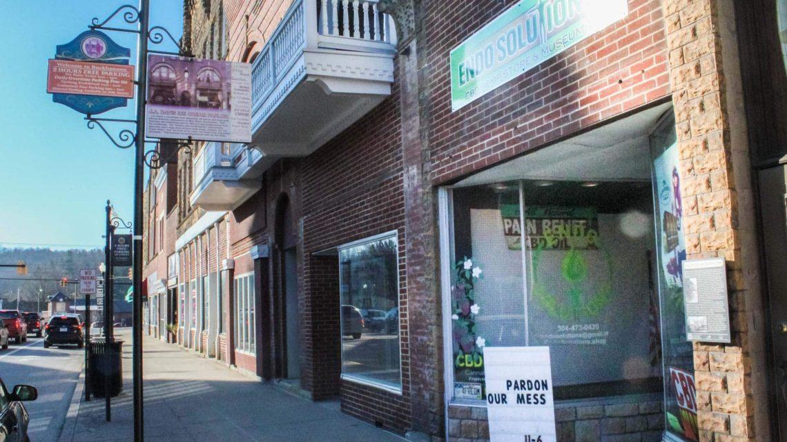 Endo Solutions ouvre un magasin CBD sur Main Street à Buckhannon