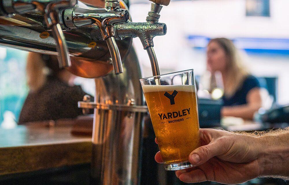 La brasserie artisanale Yardley Brothers lance sa première bière CBD à Hong Kong