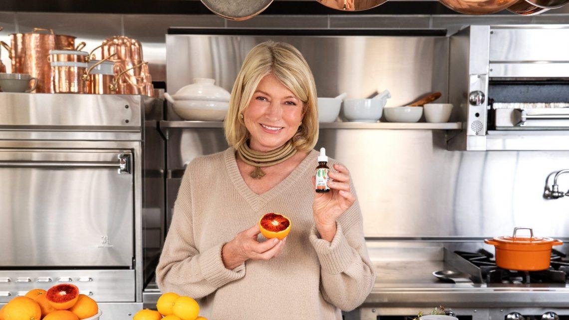 Le nouveau coffret cadeau CBD de la Saint-Valentin de Martha Stewart
