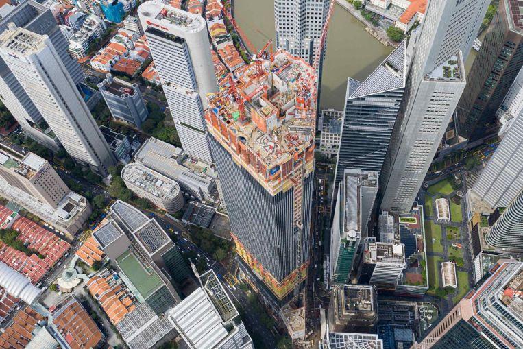 Le nouveau gratte-ciel CBD est prêt d'ici le 2ème semestre 2021, Business News & Top Stories