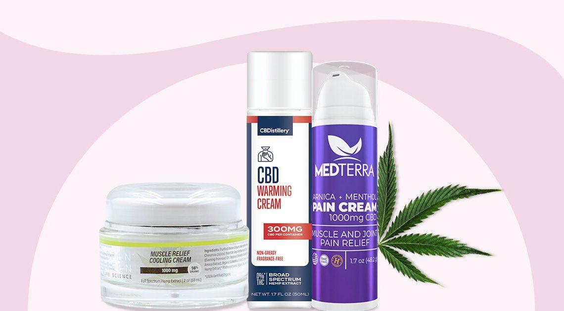 Les 5 meilleures crèmes CBD contre la douleur de 2020: réchauffement, refroidissement, inflammation