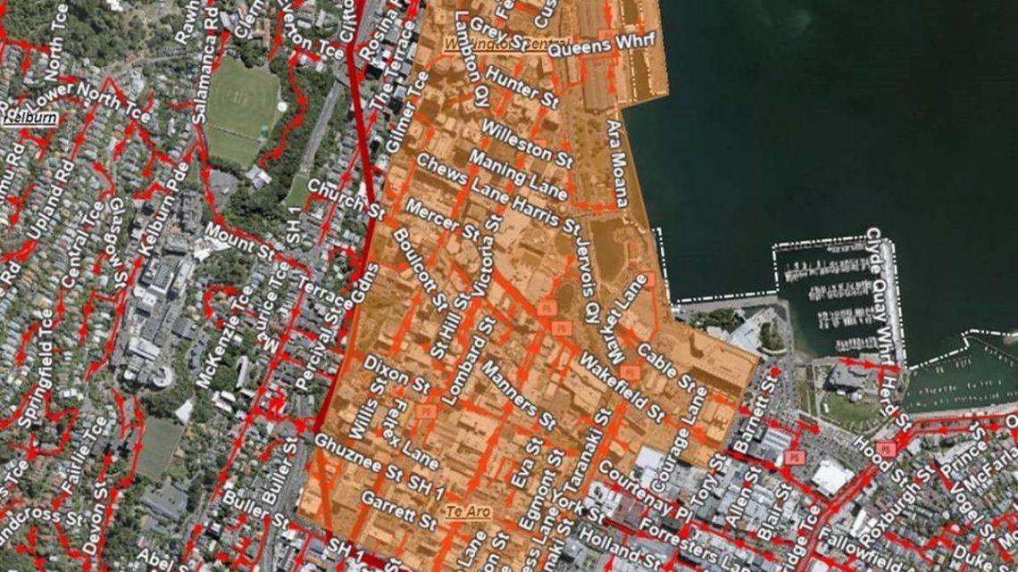 Les conduites d'eau Wellington éclatent: chasse d'eau « essentielle » uniquement, perturbation de la circulation