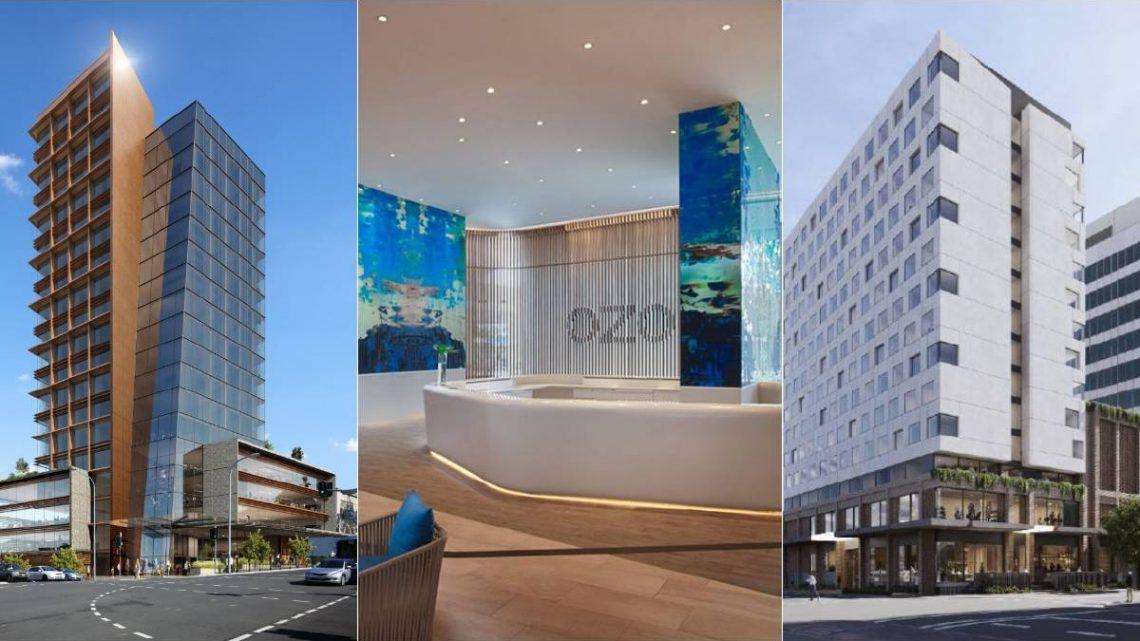 Les grands hôtels bouleversés pour le CBD de Wollongong en 2021    Mercure d'Illawarra