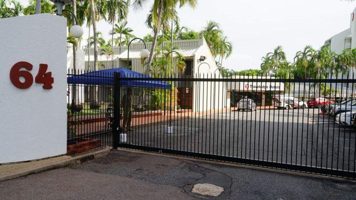Les organisations de santé des NT remettent en question la décision de mettre en quarantaine des militaires étrangers à l'hôtel Darwin