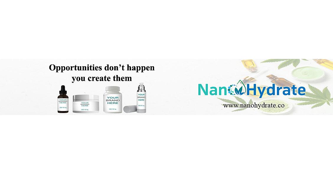 Nano Hydrate, Inc., fabricant de CBD appartenant à des Noirs, lance des services de développement de produits utilisant une technologie innovante