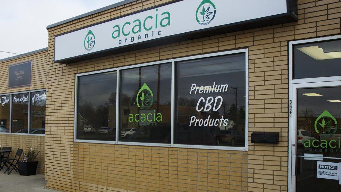 Nouvelle année, nouvelles affaires: le magasin Premium CBD ouvre à Dickinson