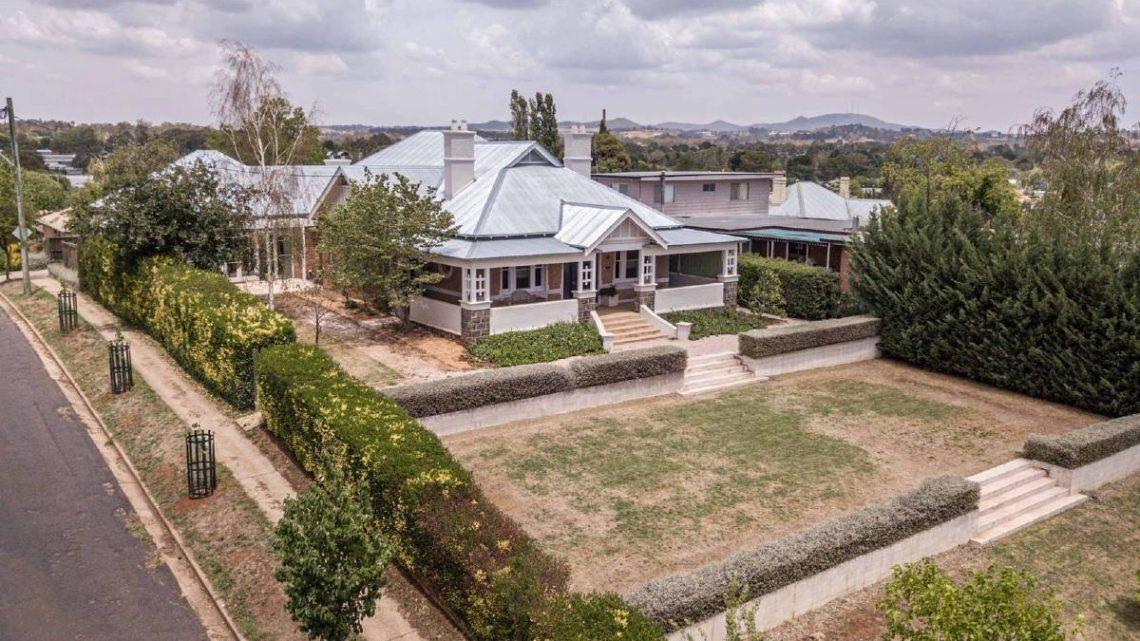 Orange CBD house établit un nouveau record de ventes pour 2 millions de dollars |  Central Western Daily