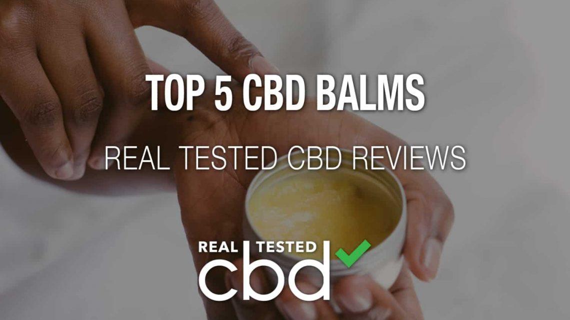 Top 5 des baumes CBD testés
