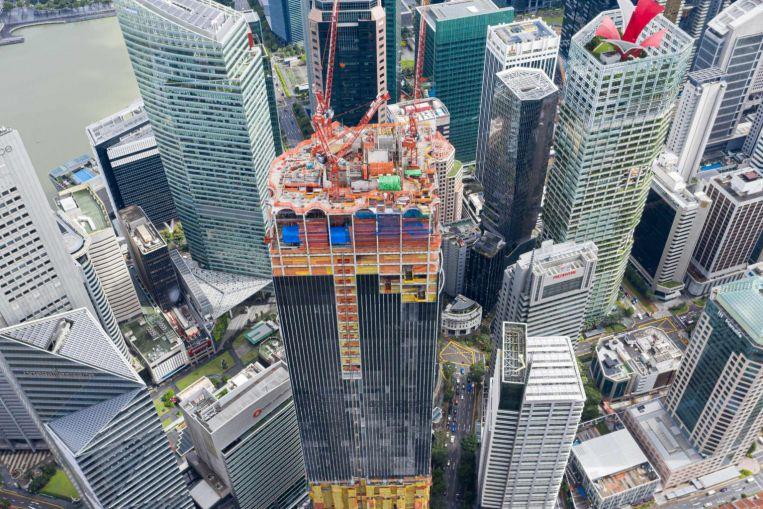 Un gratte-ciel de 51 étages dans le CBD sera achevé au second semestre de l'année, Business News & Top Stories