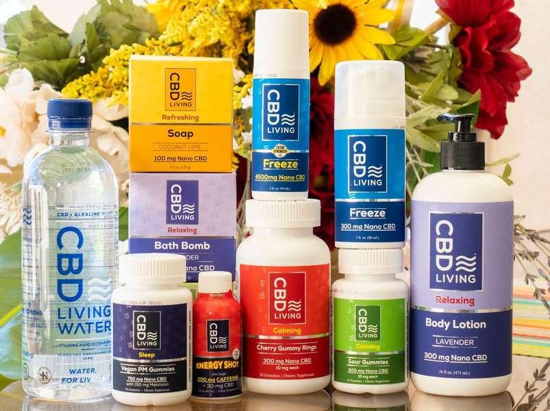 Vente CBD Living: Économisez 20% sur les produits CBD pendant le mois national du CBD
