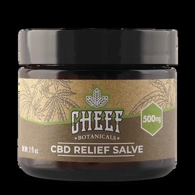 Cheef Botanicals, meilleure crème CBD pour la douleur