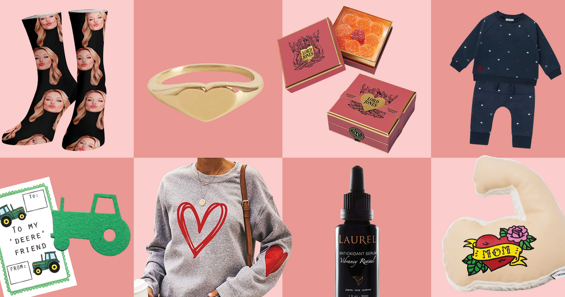 Ce que #TeamMotherly a ajouté au panier: Wildflower Valentines and CBD Gummies