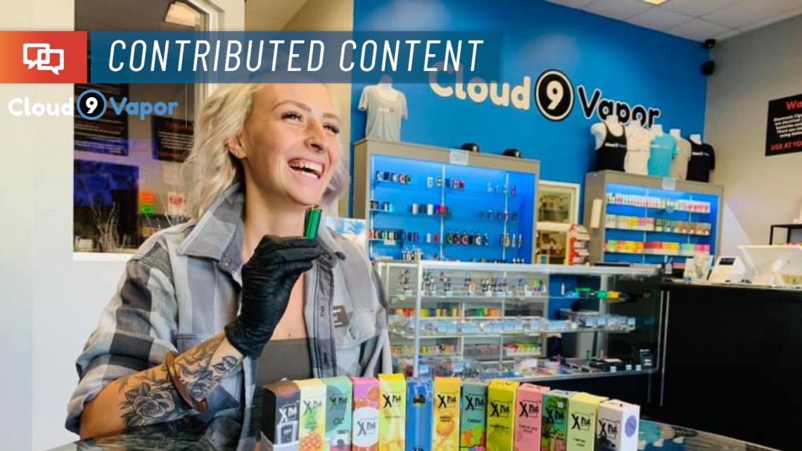 Cloud 9 propose un « énorme inventaire » de produits CBD, une vente éclatante – St George News