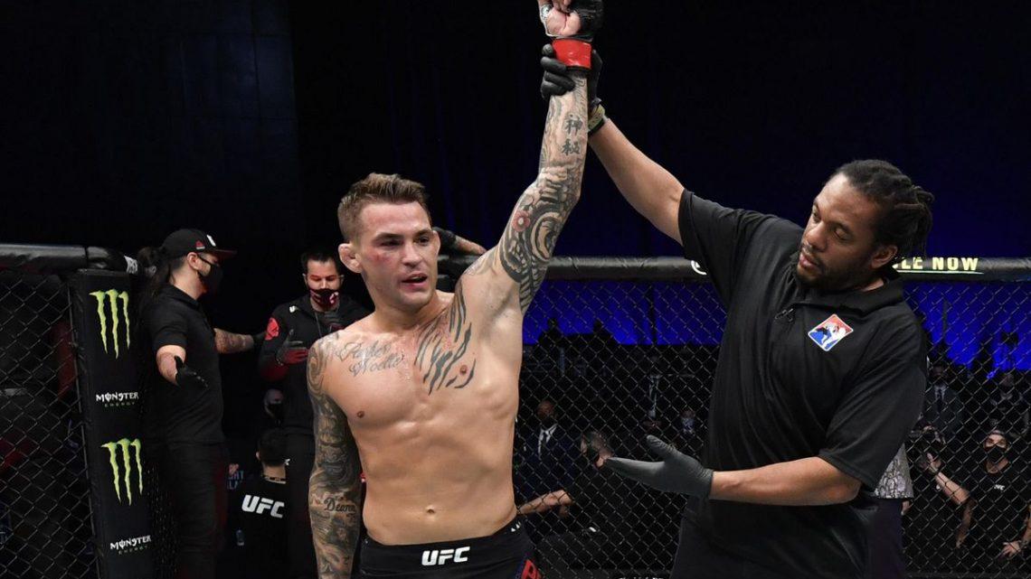 Dustin Poirier crée un héritage en dehors de l'octogone de l'UFC avec les entreprises de CBD et de sauce piquante