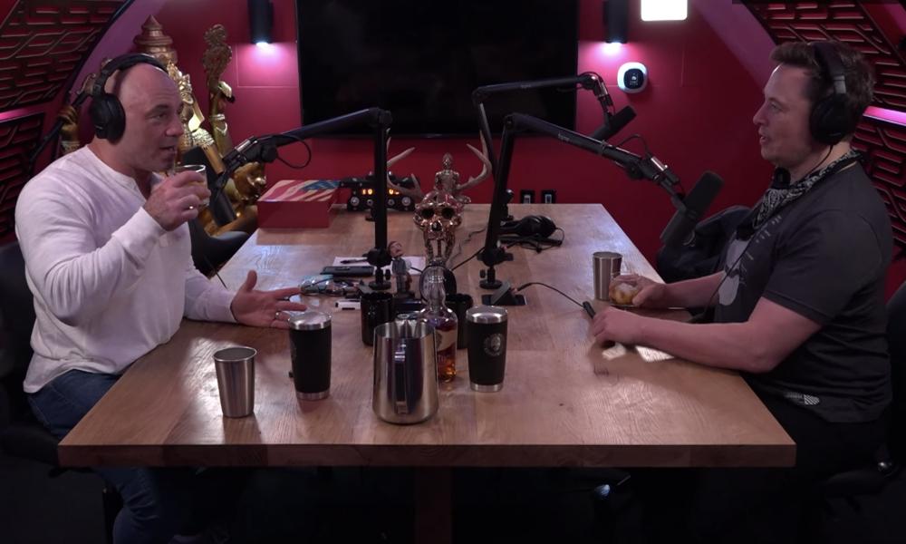 Elon Musk pense que le CBD est « faux », mais Joe Rogan lui enseigne une leçon