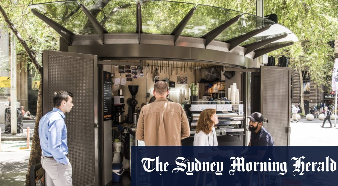 Le mobilier urbain du CBD de Sydney sera révisé pour la première fois en 20 ans