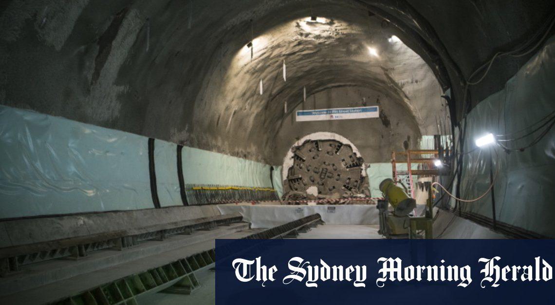 Le projet ferroviaire Metro West de Sydney fait face à un obstacle majeur