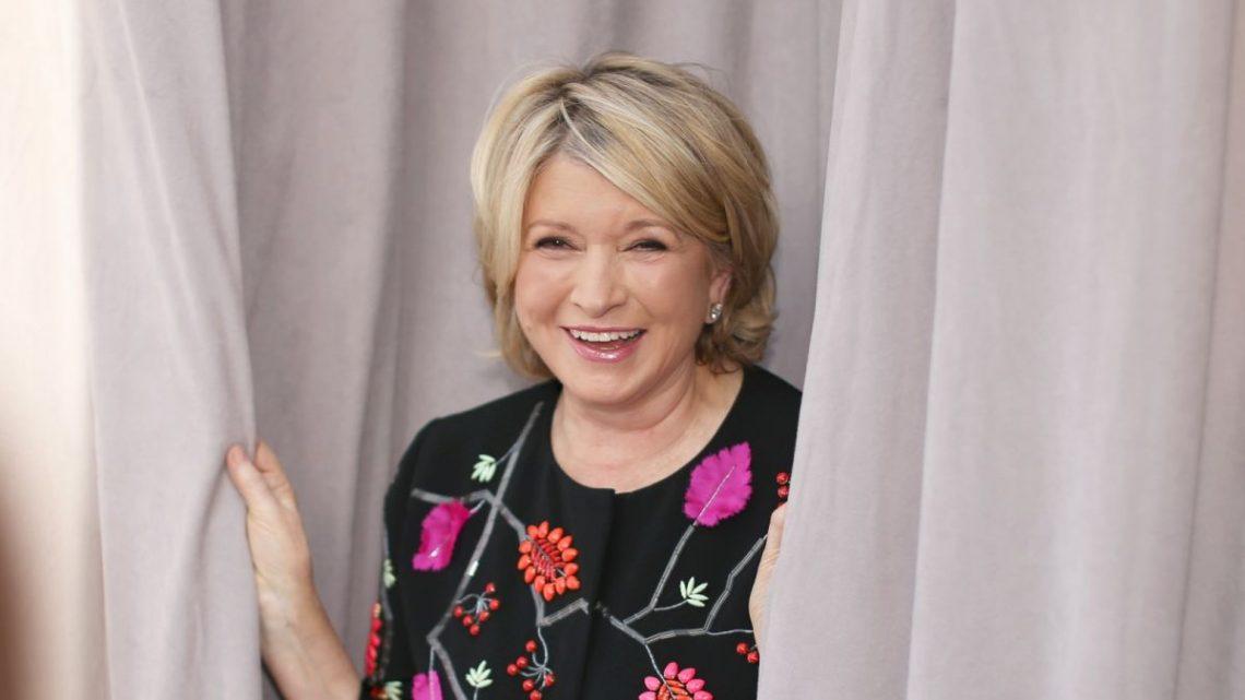 Martha Stewart vend du CBD à des chiens dans la dernière entreprise commerciale