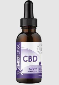 medterra, Meilleures huiles de CBD pour l'anxiété