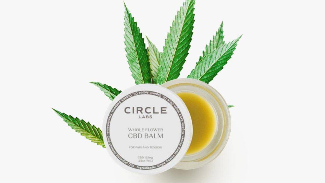 Circle Labs CBD Balm Review – Crème de soulagement de la douleur au CBD sans danger?