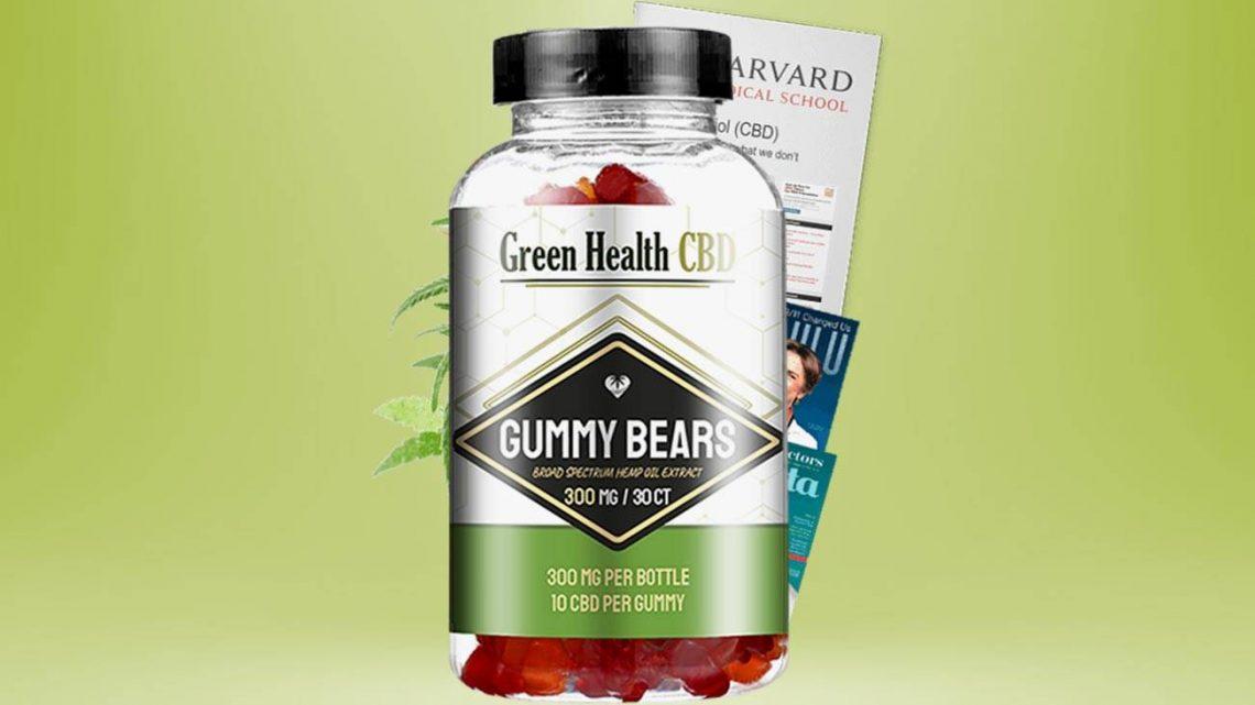 Examen des bonbons gélifiés au CBD Green Health – Ours gommeux puissants ou produit frauduleux?