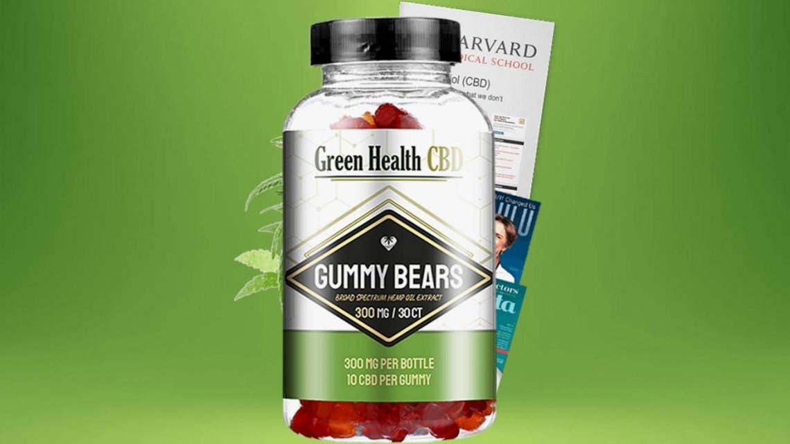 Examen des oursons gommeux au CBD Green Health – Fausse formule ou avantages légitimes?