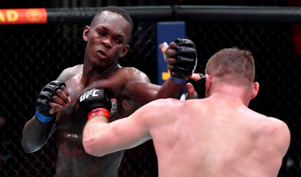 L'UFC obtient un parrainage de plusieurs millions de dollars de la CDB